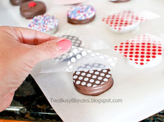 Chocolate Edible Cocoa Butter Transfer Papers DIY Chocolate Art
