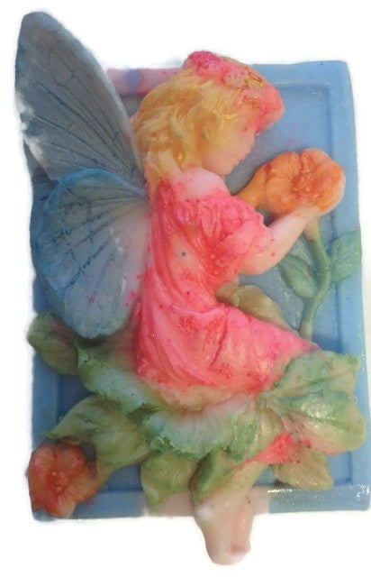 Fairy - Flower Silicone Mould