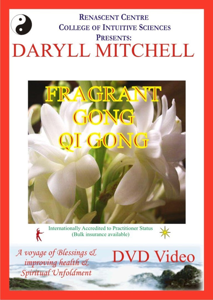 Qi Gong - Fragrant Gong - Practice DVD
