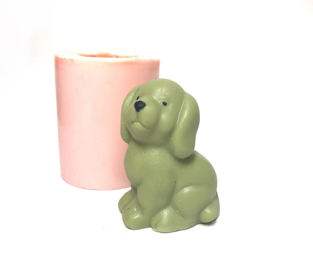 Dog - Puppy Silicone Mould