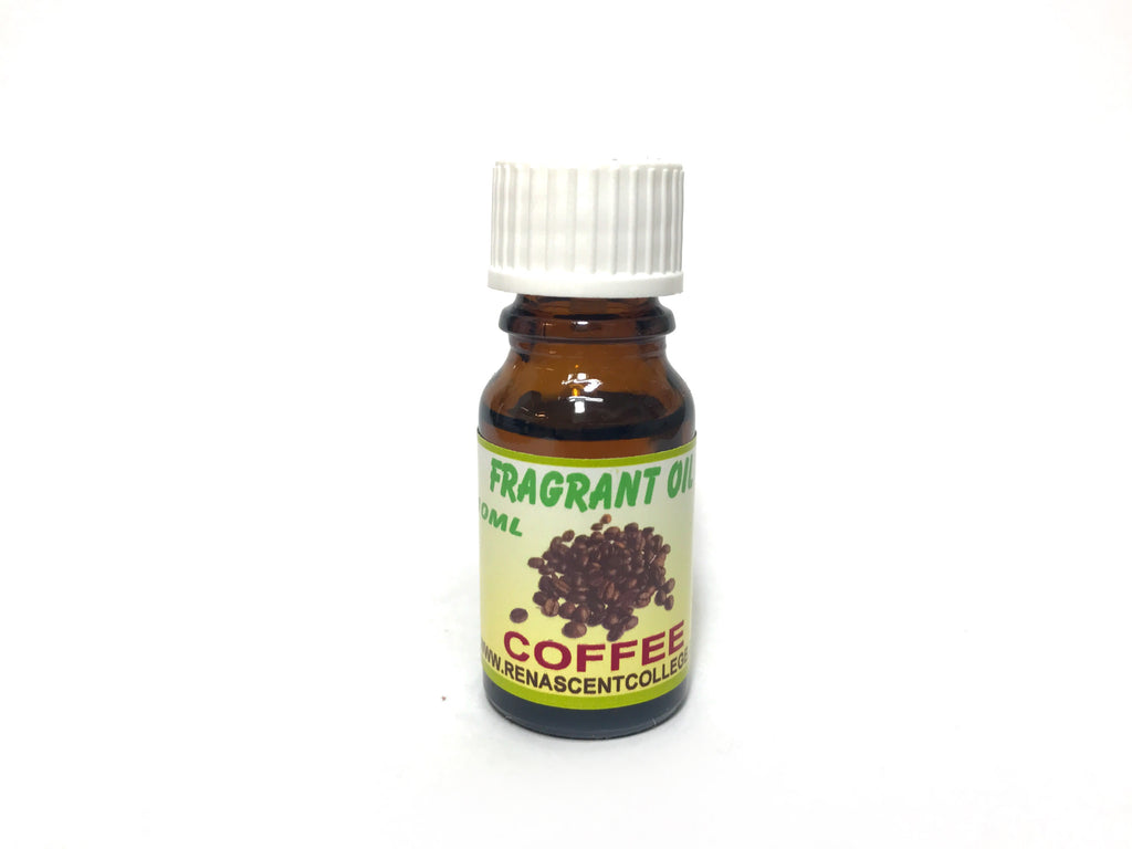 Coffee Creme Fragrant Oil 10ml