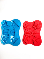 Butterfly Small (6 cavity) Silicone Mould