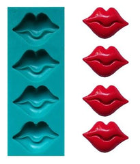 Lips Silicone Mould