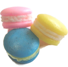 Macaron Silicone Soap Mould Single Large