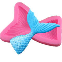 Mermaid Tail Silicone Mould