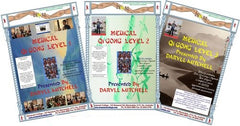 Medical Qi Gong Level 1-3 Correspondence Course