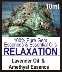 Relaxation Essence Oil (Lavender, Amethyst)