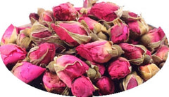 Rose Buds Pink/Red Dried