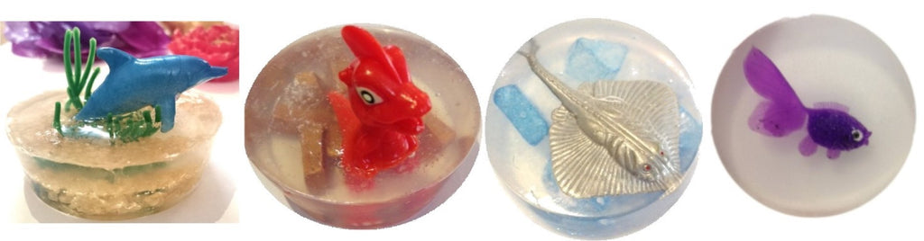 Sea Creatures DIY Soap Making Kit