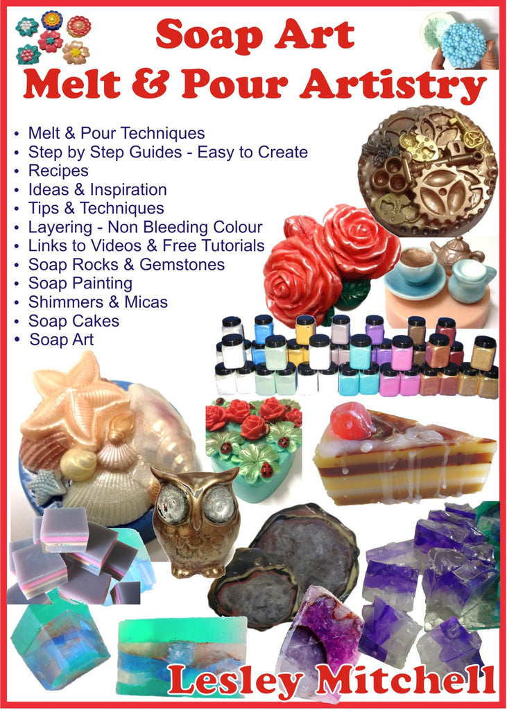Soap Art Ebook Downloadable Free With Any Ebay Purchase Rbb Or Renasce Renascent Bath And Body