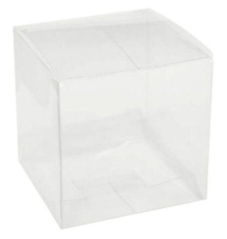 Clear Cube, Square Box NO Stage