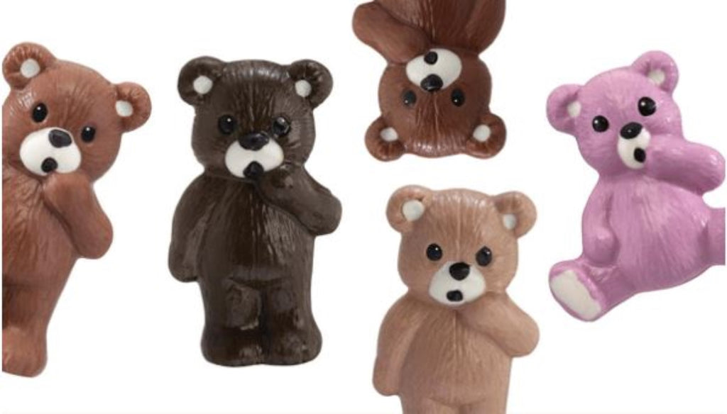 Teddy Bears PVC Mould