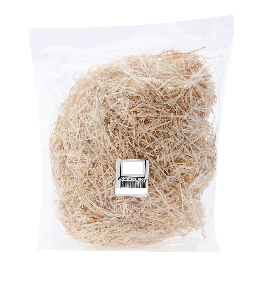 Wood Wool Shredded Paper / Card / Roping