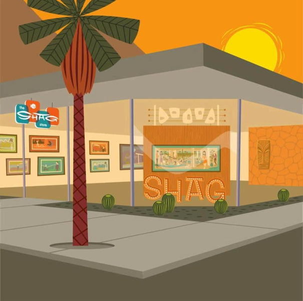 The Shag Store - Palm Springs, CA Established 2010