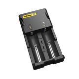 Nitecore - Nitecore Intellicharger i2 - Sparks e-cigarettes