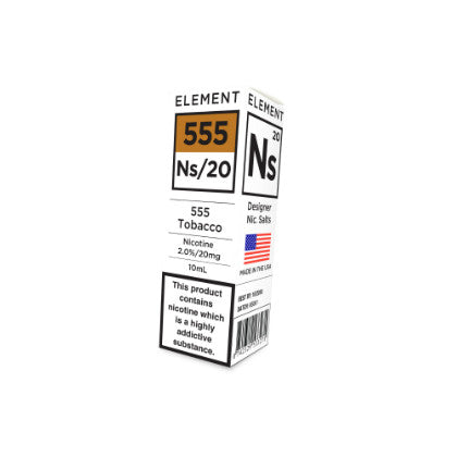 NS20 555 Tobacco - Element