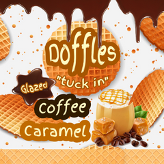 Doffles - Coffee Caramel