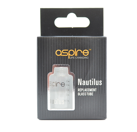 Aspire - Aspire Nautilus Pyrex Glass Tube Clear - Sparks e-cigarettes