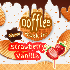 Doffles - Strawberry Vanilla