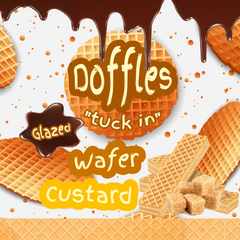 Doffles - Wafer Custard
