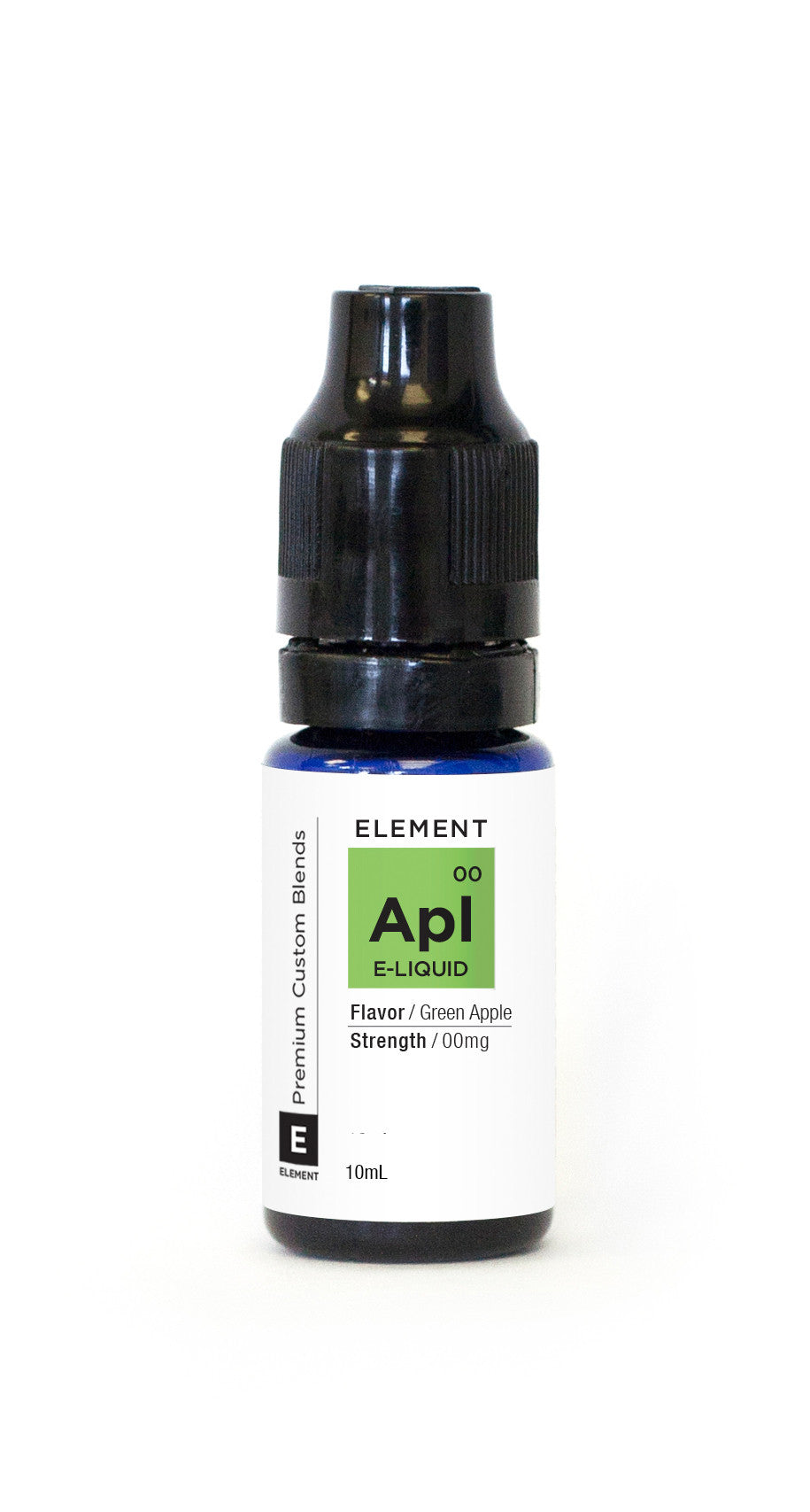 Element 50/50 - Green Apple - Sparks e-cigarettes - 1