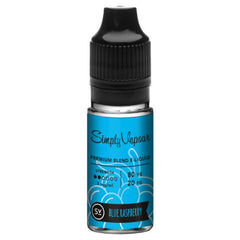 Blue Raspberry - Simply Vapour