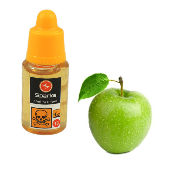 Sparks - Apple - Sparks e-cigarettes