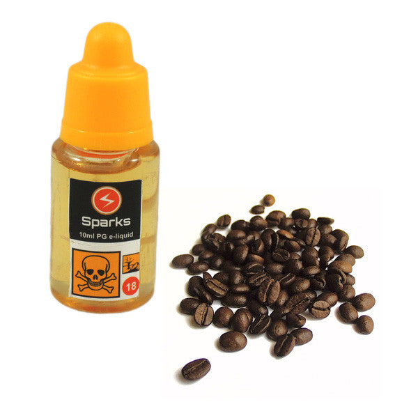 Sparks - Coffee - Sparks e-cigarettes