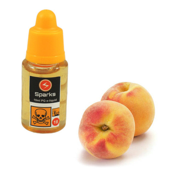 Sparks - Juicy Peach - Sparks e-cigarettes