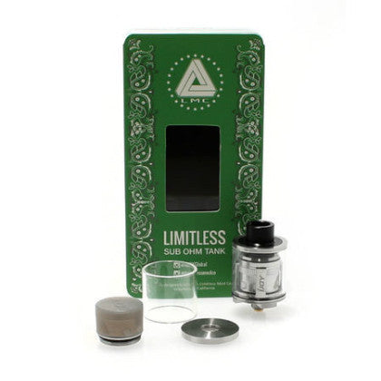 limitless - Limitless Sub Ohm Tank by IJOY - Sparks e-cigarettes
