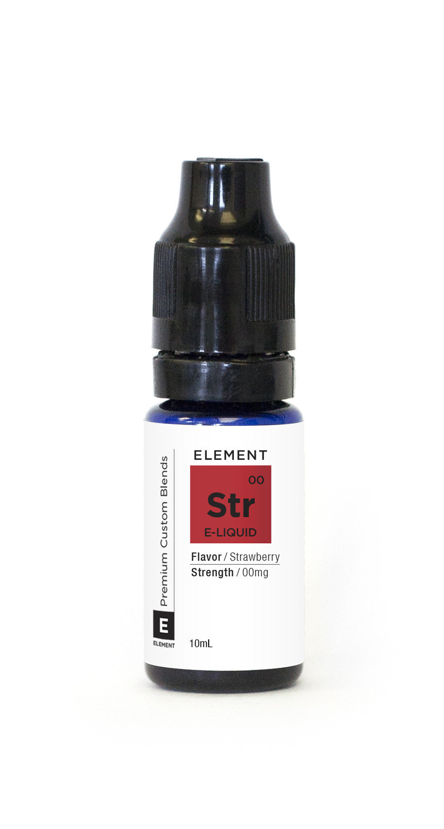 Element 50/50 - Strawberry - Sparks e-cigarettes - 1
