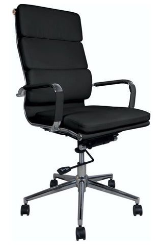Alaska Visitors Chair - Black