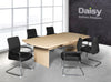 Image of Smart Boardroom Table Neo Visitors Chairs