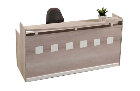Squareline Reception Counter