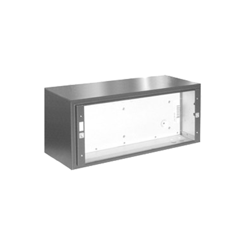 Suplemento de Cabina para Ampliación de NOTIFIER® ID3000 Grande//Supplement Cabine for NOTIFIER® ID3000 Grand Extension