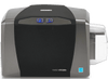 Impresora FARGO™ DTC1250e SINGLE + BM + ETH//FARGO™ DTC1250e SINGLE Printer + MS + ETH