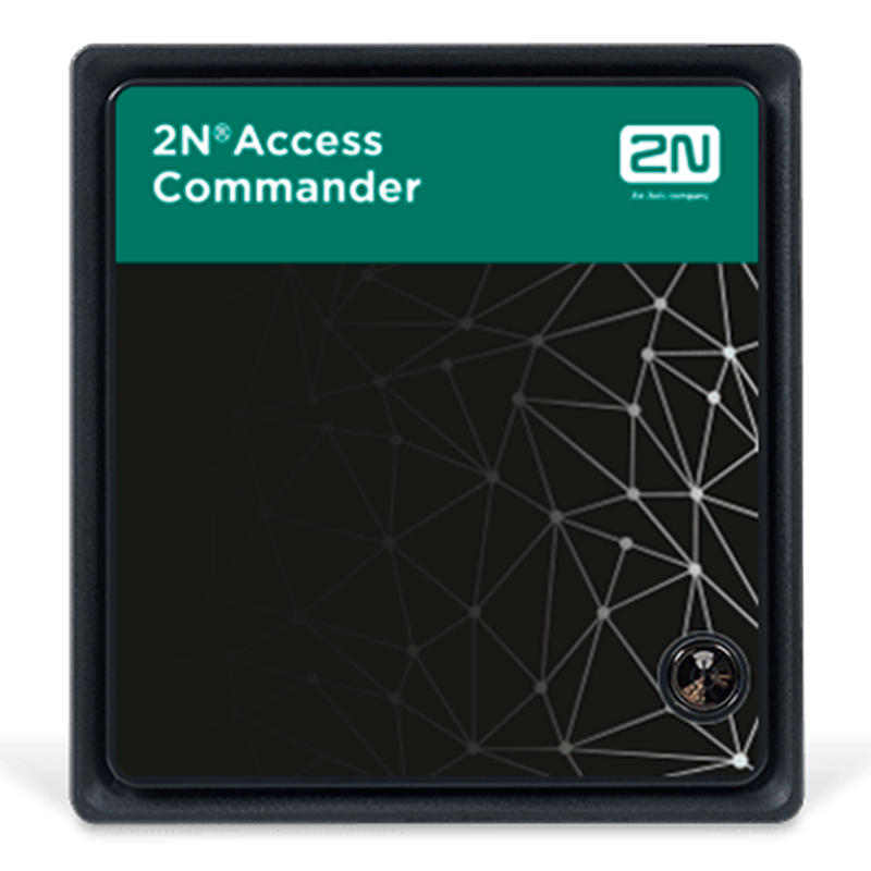 2N® Access Commander Box//2N® Access Commander Box