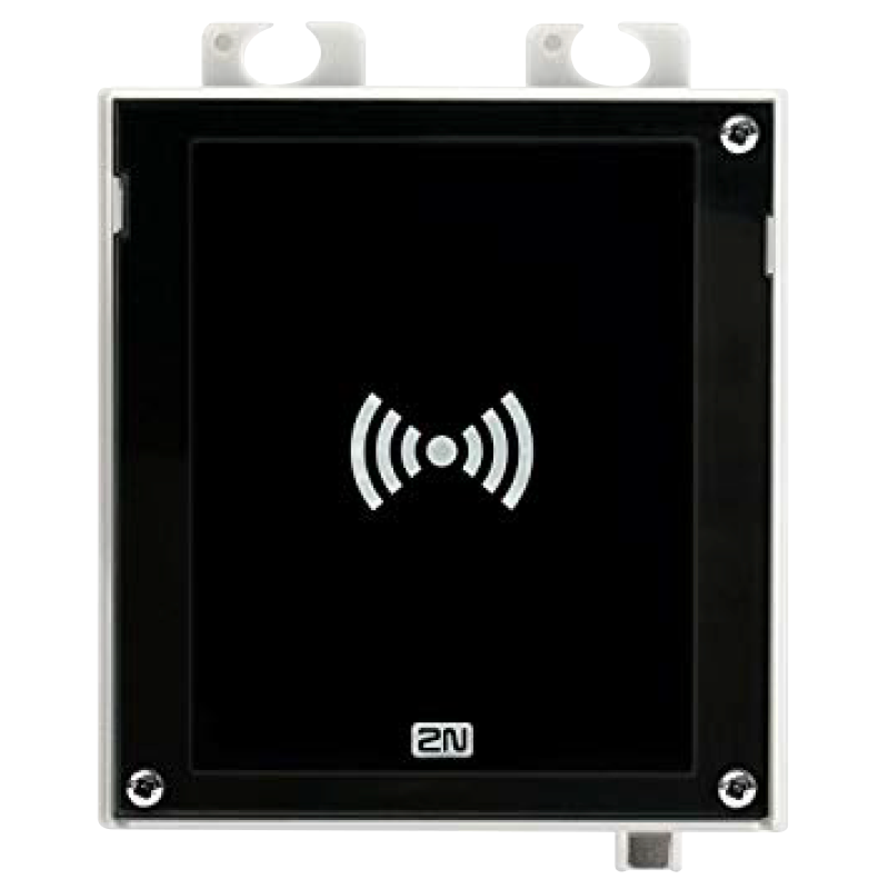Unidad de Acceso 2N® RFID 2.0 Dual (Segura)//2N® Access Unit for Dual RFID 2.0 (Secured)