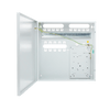 Caja con Carril DIN (1) Serie AWO para Unidades de Control//AWO Series Enclosure with DIN Rail (1) for Control Units