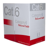 Cable FTP Cat6 (Caja de 305 m)//FTP Cat6 Cable (Box with 305m)
