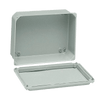 Caja Metálica Registrable 256x206x61 mm//Registered Metal Box - 256x206x61 mm