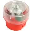Flash EN54/23 con Base Alta IP65 HONEYWELL™//HONEYWELL™ EN54/23 Flash with IP65 High Base