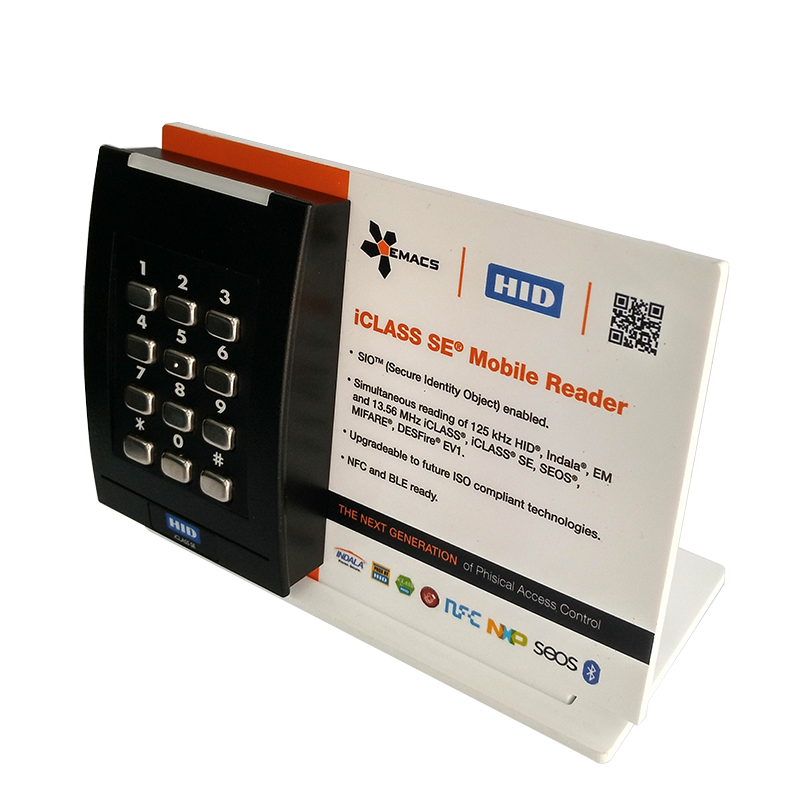 Estuche Demo INDALA® multiCLASS™ SE RLK40 Mobile (26 bits)//INDALA® multiCLASS™ SE RLK40 Mobile (26 bits) Demo Kit