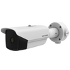 Cámara IP Bulet Termográfica HIKVISION™ de 384x288 7mm para Detección de Temperatura//HIKVISION™ 384x288 7mm Bullet Thermal IP Camera for Temperature Detection