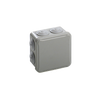 Caja Estanca IDE® IP54 84x84 (7 Conos)//IDE® IP54 84x84 Watertight Box (7 Cones)