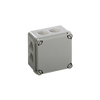 Caja Estanca IDE® IP65 108x108 (7 Conos)//IDE® IP65 108x108 Watertight Box(7 Cones)