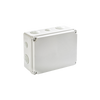 Caja Estanca IDE® IP65 241x180 (10 Conos)//IDE® IP65 241x180 Watertight Box (10 Cones)