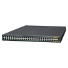 Switch Gestionable PLANET™ GS-4210-48T4S Capa 2//PLANET™ Manageable Switch GS-4210-48T4S Layer 2