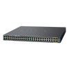 Switch Gestionable PLANET™ GS-5220-48T4X Capa 2 (L2+/L4)//PLANET™ Manageable Switch GS-5220-48T4X Layer 2 (L2+/L4)