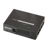 Hub Inyector PoE+ PLANET™ - 4 Puertos (120W)//PLANET™ 4-Port IEEE 802.3at High Power over Ethernet Injector Hub (120W)